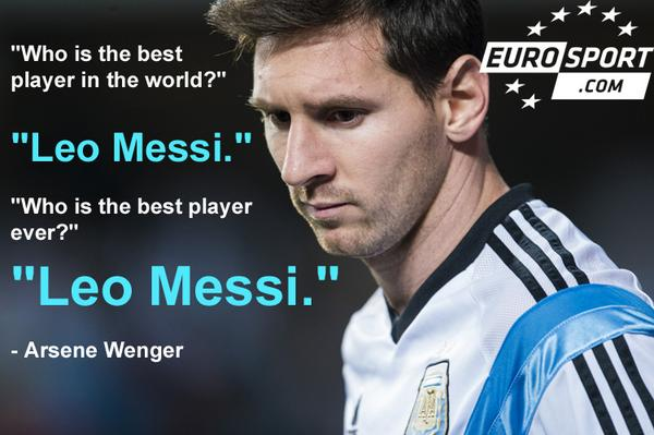 10 YEARS OF MESSI: The Greatest Quotes About Lionel Messi, All In One Place
