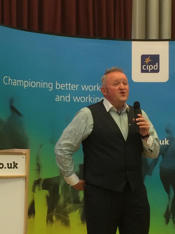 #socialHRMcr 'Stop orbiting Planet Social and land on it' @PerryTimms urges @CIPDManchester http://t.co/5eaE3PKLFn