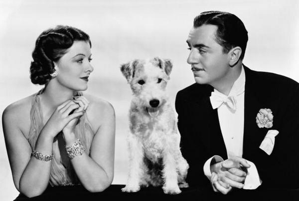 @CHANNINGPOSTERS Love this publicity still from The Thin Man, with Nick and Nora Charles and the lovable Asta: http://t.co/3SId8uUQfR