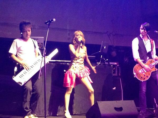 #LIVEMIX #Lipselect #渋谷 #銀の車輪 #ボディジュエリーアート http://t.co/0axIsXcwEf
