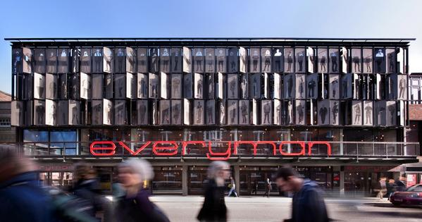Liverpool Everyman Theatre @LivEveryPlay by Haworth Tompkins wins the 2014 @RIBA #StirlingPrize for architecture http://t.co/IuB6MzdvPM