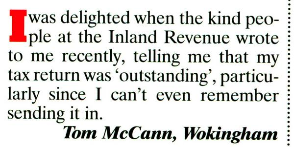 Tax joke of the day, if not all time RT @vizcomic: http://t.co/IjO0n7P0Fe