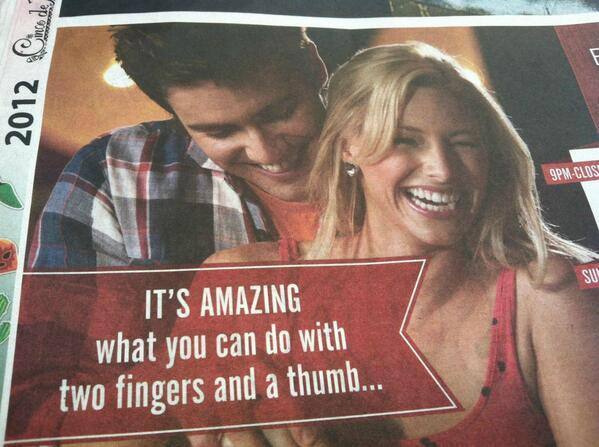 Sian Welby (@Sianwelby): WTF??!!   Oh, bowling, riiiiight. http://t.co/8aS7g2IfIs