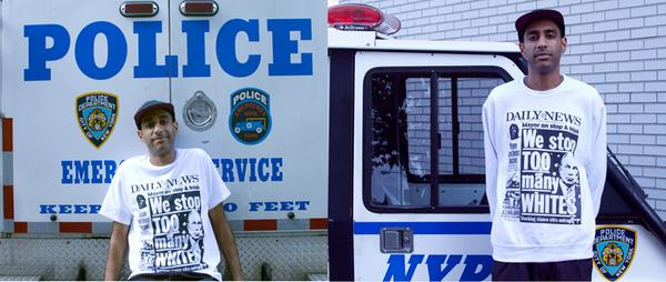 I made these shirts commemorating our great former Mayor Michael Bloomberg and Stop & Frisk: http://t.co/UnTtk3LlYB http://t.co/hbtlXX12hX