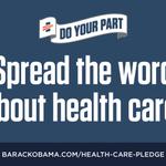 Make this #Obamacare pledge: http://t.co/2hjugyvLHG