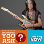 Welcoming #Aerosmith's @JoePerry to the #LKN studio. We're going to discuss his new book #ROCKSthebook. Questions?