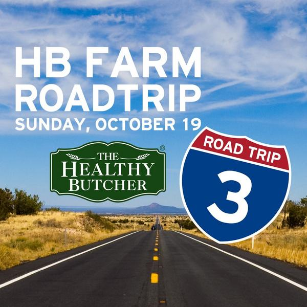 Only 6 spots left on our luxury coach to and from our farms! What are YOU doing this Sunday?! http://t.co/0XVAazsSWW http://t.co/7CEkddC24p