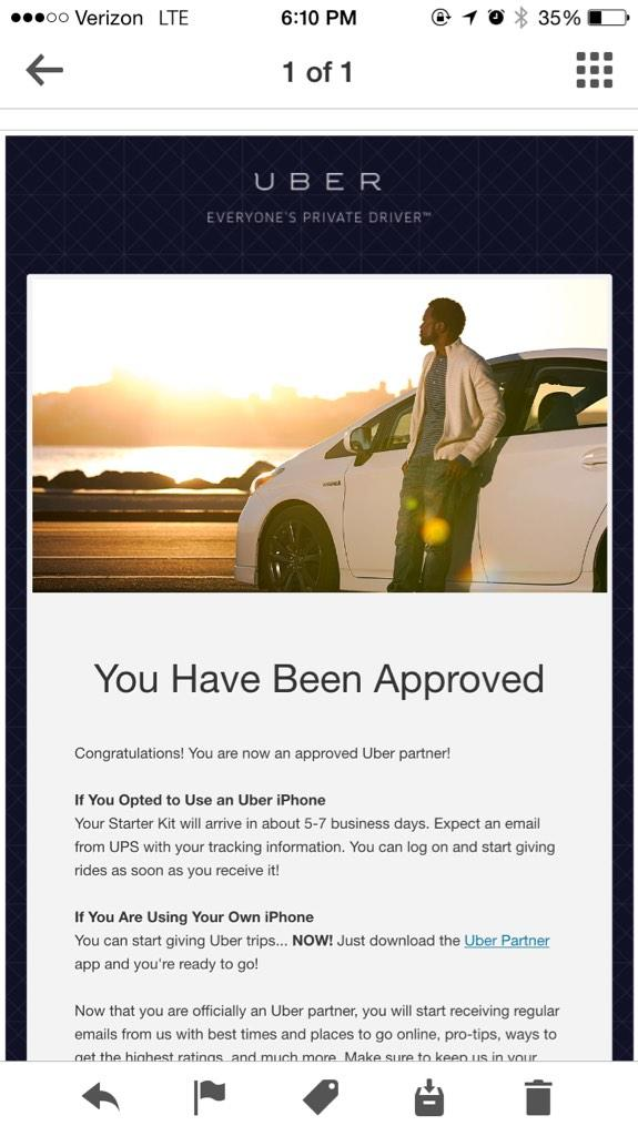 how to delete uber account as a driver