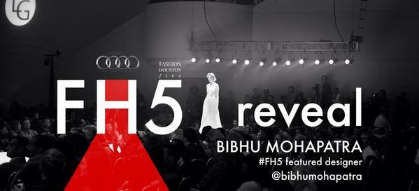 FH5 Reveal | #FashionHouston alum @BibhuMohapatra #FH5 Night 3. Swooning over #NYFW #SS15! Photos x @ModaandEstilo http://t.co/bRqnJwe6Zf