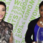 ICYMI: Congrats @Meryl_Davis and @Simone_Biles! @WomensSportsFdn's Sportswomen Of The Year http://t.co/kQHLmf1dk2