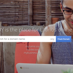 Introducing .SOY, a web domain for Latinos. Claim a name for your business or big idea http://t.co/5HDdJWHdX5 #iamsoy