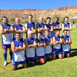 #AliceSprings Masters Games AFL9s at Albrecht Oval #ASMG2014 @AFLCentralAust @AFLNT @friendly_games @NTSportRec http://t.co/YkBEyGUmvY