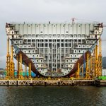 Take a gorgeous tour of the largest ship ever built http://t.co/ceLwQ4bqm6 http://t.co/hqBJVkX4Me