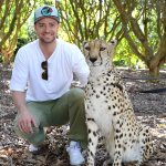 RT @TerriIrwin: Favorite photo of @jtimberlake @AustraliaZoo. He's such a dedicated @wildwarriors has done so much 4 conservation. http://t…
