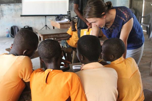"""Fifth graders in Ghana """"learn just by tinkering"""" @WIRED @PencilsOfPromis @schoolincloud: http://t.co/GXD10VRROm http://t.co/MK2wq3JXxx"""