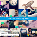 Tech lover, powered by #Lumia! :) #LumiaHeroes http://t.co/THtRZcVSoJ http://t.co/r0d6an1ORR
