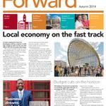 The Autumn edition of Forward - the council newspaper is online here: http://t.co/KFKc581kZ1 #bum #localgov http://t.co/SgMEpCoslb