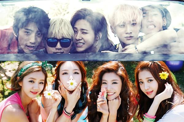 LATEST: Girl's Day & B1A4 to headline Kstar Fanfest in Singapore this November http://t.co/qLDKUqlsbo #KSTARFF http://t.co/RWJdRyiQgu