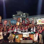 RT @holcombhunter: #KATVKickoff was a success http://t.co/cnLcUOGpCL