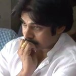 RT @SKNonline: The moment when the Real Hero become emotional. #Powerstar #PawanKalyan at Khammam in the visit of Srija