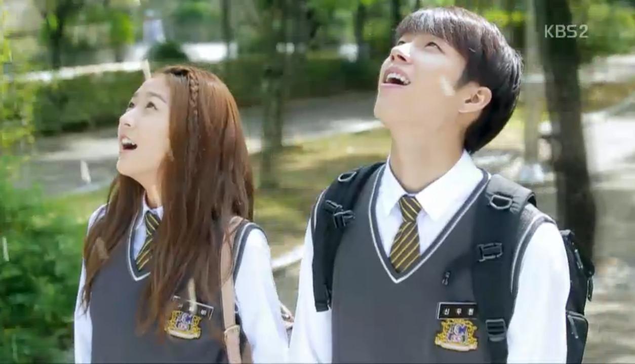High School Love on ep 12 High School Love on ep 12