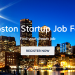 Connect with the best #Boston-based #startups TODAY at Boston #Startup Job Fair (@StartupJF)! http://t.co/s15G6a5kpo http://t.co/5FPv6HpGK9