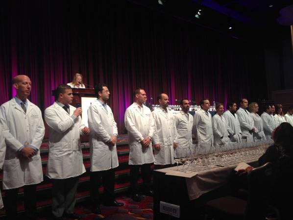 The sommeliers that make the #NYWE14 happen. Bravo! http://t.co/E8sZ4bWXDp