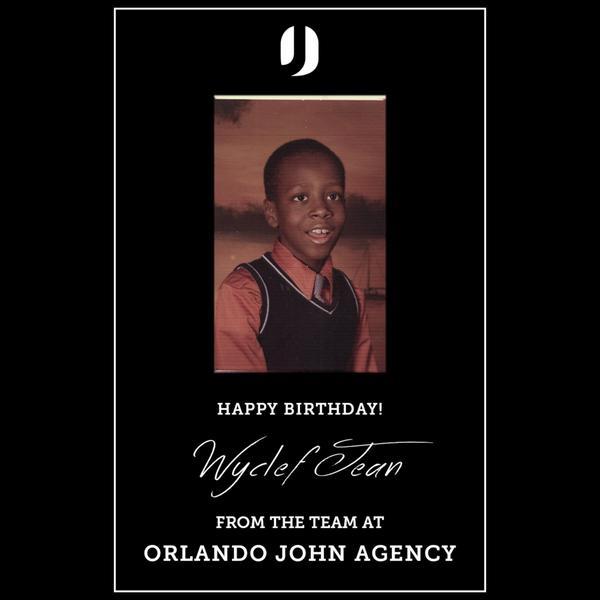 We at @mrorlandojohn wish @wyclef a happy birthday today. Retweet if u wanna do the same. http://t.co/vgZCixLinY