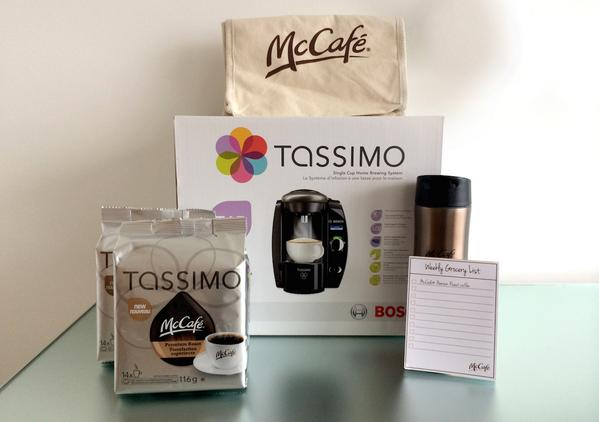 This weekend is your last chance to win a TASSIMO brewer & goodies from @Mcd_Canada McCafé: http://t.co/OTi3NXmvZ2 http://t.co/ft12U8ZAJY