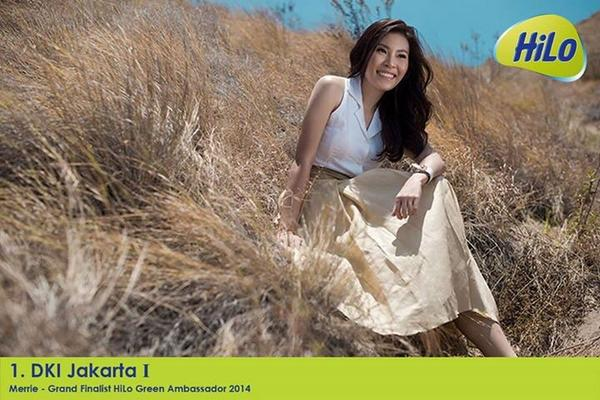 Inilah TOP 3 #HiLo Green Ambassador 2014  @MerrieElizabeth (DKI Jakarta I)  @hendietta (Riau)  @muhammadcarlos (NTB) http://t.co/I8Q4wrMVyK