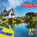 Amazing Thailand. Validity from 1 Nov 2014 untill Okt 2015. Book now http://t.co/Ros4UqhuFs