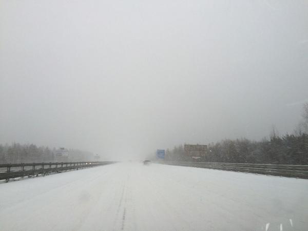 Если у вас есть возможность не выходить из дома, то сделайте именно так.  В Екатеринбурге наступило послезавтра. http://t.co/tqei0vClF3