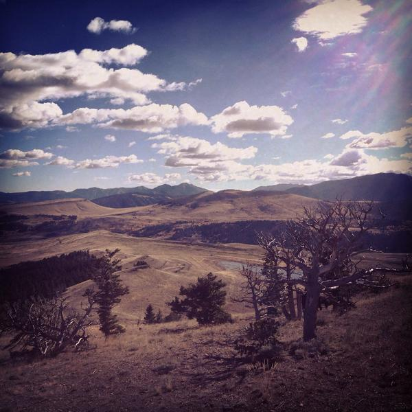 Because places like this don't get talked about enough. #Longmire4 #LongLiveLongmire @LongmirePosse http://t.co/TAaXJKygl0