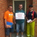 RT @VicUnions: People in #monbulk support their emergency services - why wont Denis Napthine? #vicvotes. http://t.co/5e1W5yH1SE