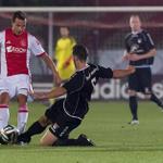 Glenn van Zoolingen: trotse speler van #Ajax Zaterdag in de #Topklasse. http://t.co/6dwQfICJqu