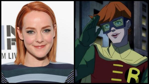 http://t.co/dijDOSa2aO CONFIRMED: @MaloneJena Is Playing 'Robin' Someone In @BatmanvSuperman http://t.co/hgGKtYyxlC