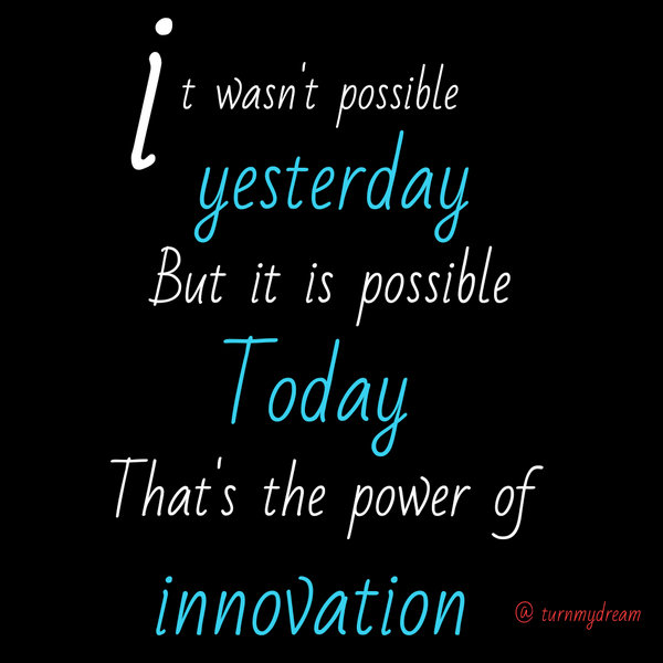 The power of innovation http://t.co/DXQdMcRyAI