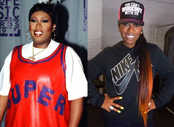 Have y'all seen @MissyElliott though? Flaunting that slim fit and lookin GOOD!!! I see you, Ma!