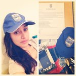 #MumbaiCityFC goodies! Thanks & congrats Ranbir :) http://t.co/tXH6VNYHsK
