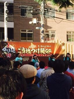 大つけ麺博、盛り上がっています。 http://t.co/OQy57jP7TK