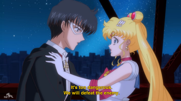omg this is the best ep, look at what a badass (still staunchly UsaSeiya though) #SailorMoonCrystal http://t.co/QUVJ1CaOcJ
