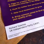RT @LeeJProudfoot: Oh dear, doesnt bode well does it? @ukip cant even spell name of own party correctly #Telford #ironbridge http://t.co/Rw7ERMC1wy