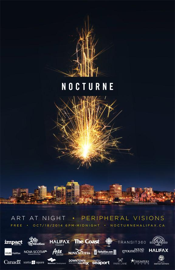 Tonight Tonight! Official hashtag - #nochfx14 Find us on FB: NocturneHalifax & on Instagram: nocturnehalifax http://t.co/TRkVksC6sj