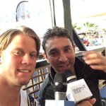 RT @TheBlond_Bomb: Great chatting with @AzharMahmood11 today on @thegrilldubai he is a cricket legend!!!