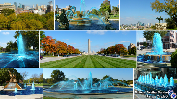 It's a fantastic weekend to be in the City of Fountains! http://t.co/mJ3kfp1DZP