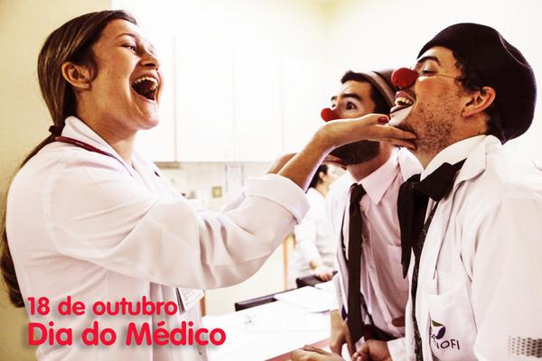 As médicas e os médicos são grandes parceiros! Obrigado por sua dedicação em salvar e melhorar vidas <3  #DiadoMédico http://t.co/YrJPiME7LC