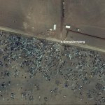 Foto: zurückgelassene Autos am syrisch-türkischen Grenzübergang bei #Kobane https://t.co/SkhH0S9dyW #NoIS