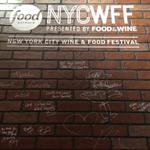 I signed the #NYCWFF wall of fame! Can you find my signature? http://t.co/HBQJuTRzbs