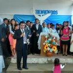 RT @jormen19: Ceremonia de organización de la Iglesia Antonio Raymondi - La Victoria A - #MPN. http://t.co/K7f7CyVpGO
