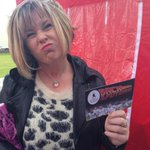 RT @pete62jackson: Its @evmoregirl putting on a funny face for @telfordutd #backtothefuture campaign :) http://t.co/IsgyMS2dBf